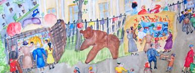 Коллекция детского рисунка