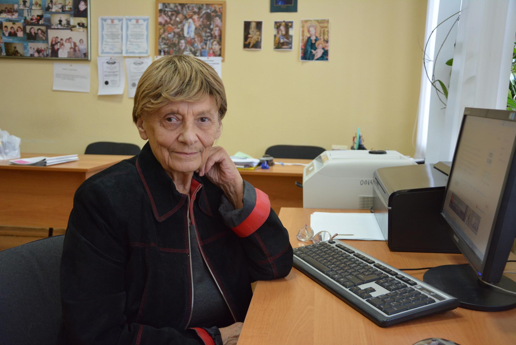 Elena Aleksandrovna Bychkova: Biography and Creativity
